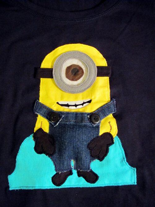 Pískacie tričko Mimoň