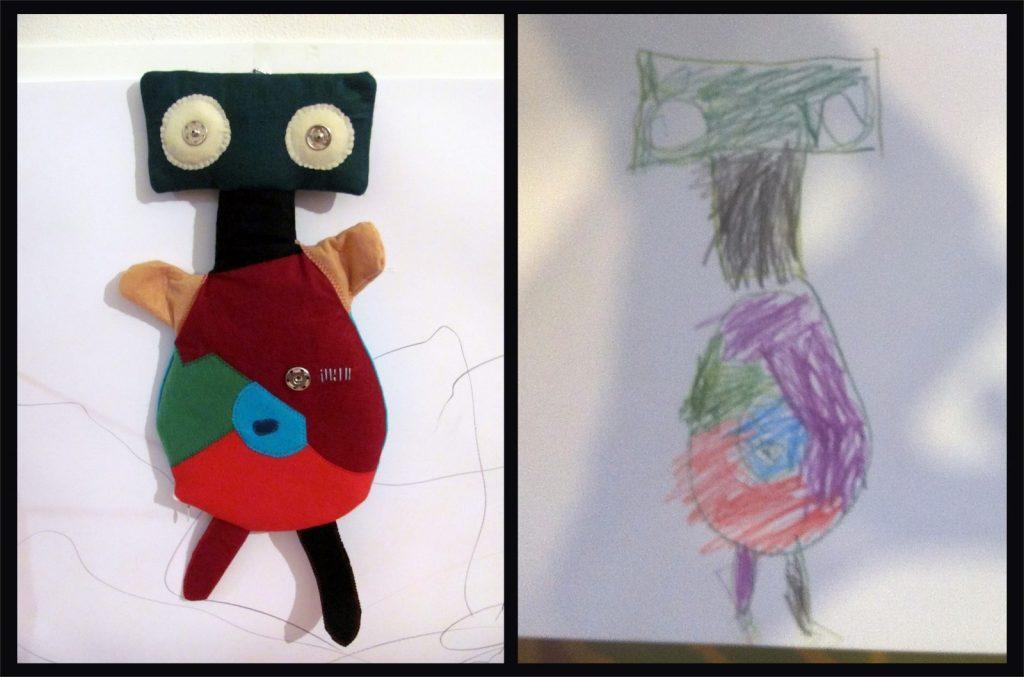 Hracka Podľa Detskej Kresby Popka Sk